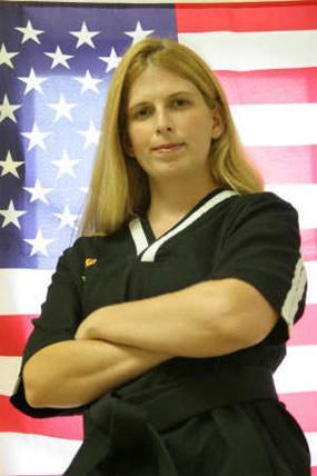 Instructor Cheryl Cleveland