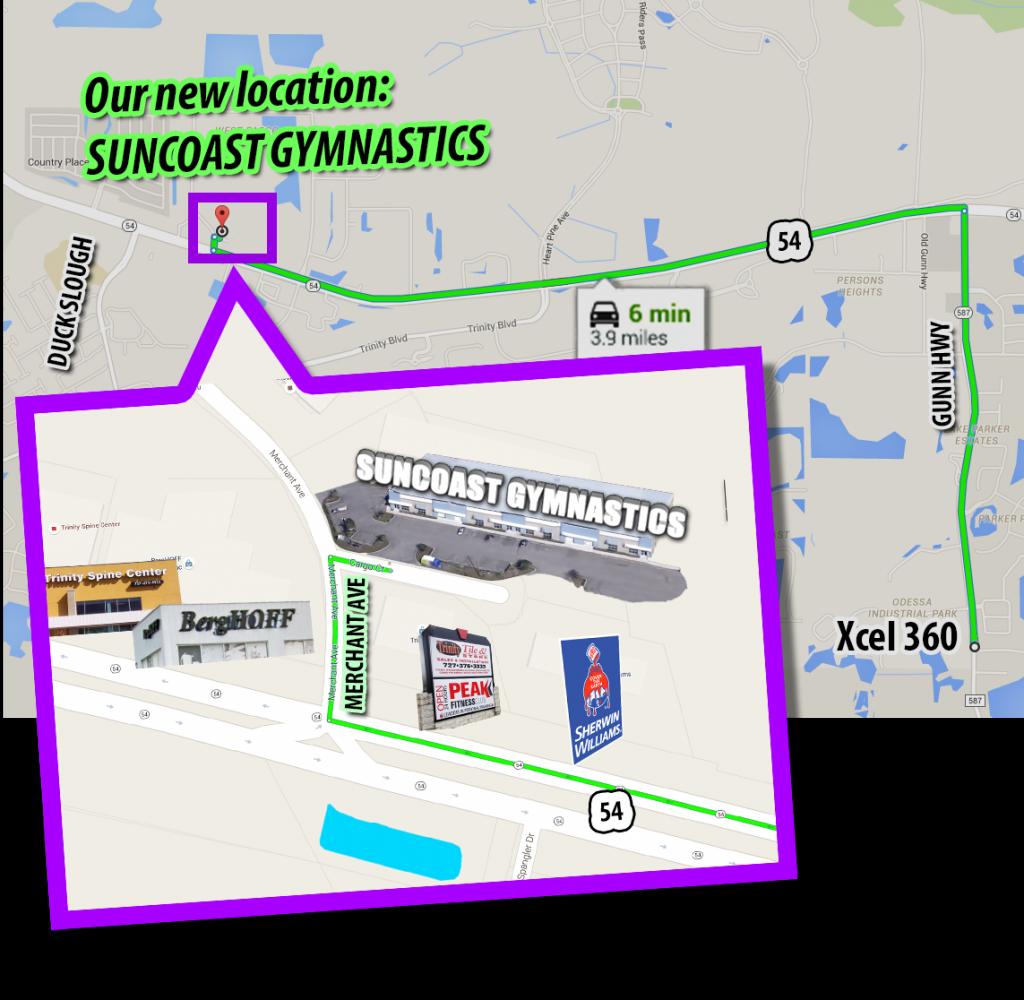 SGA-map