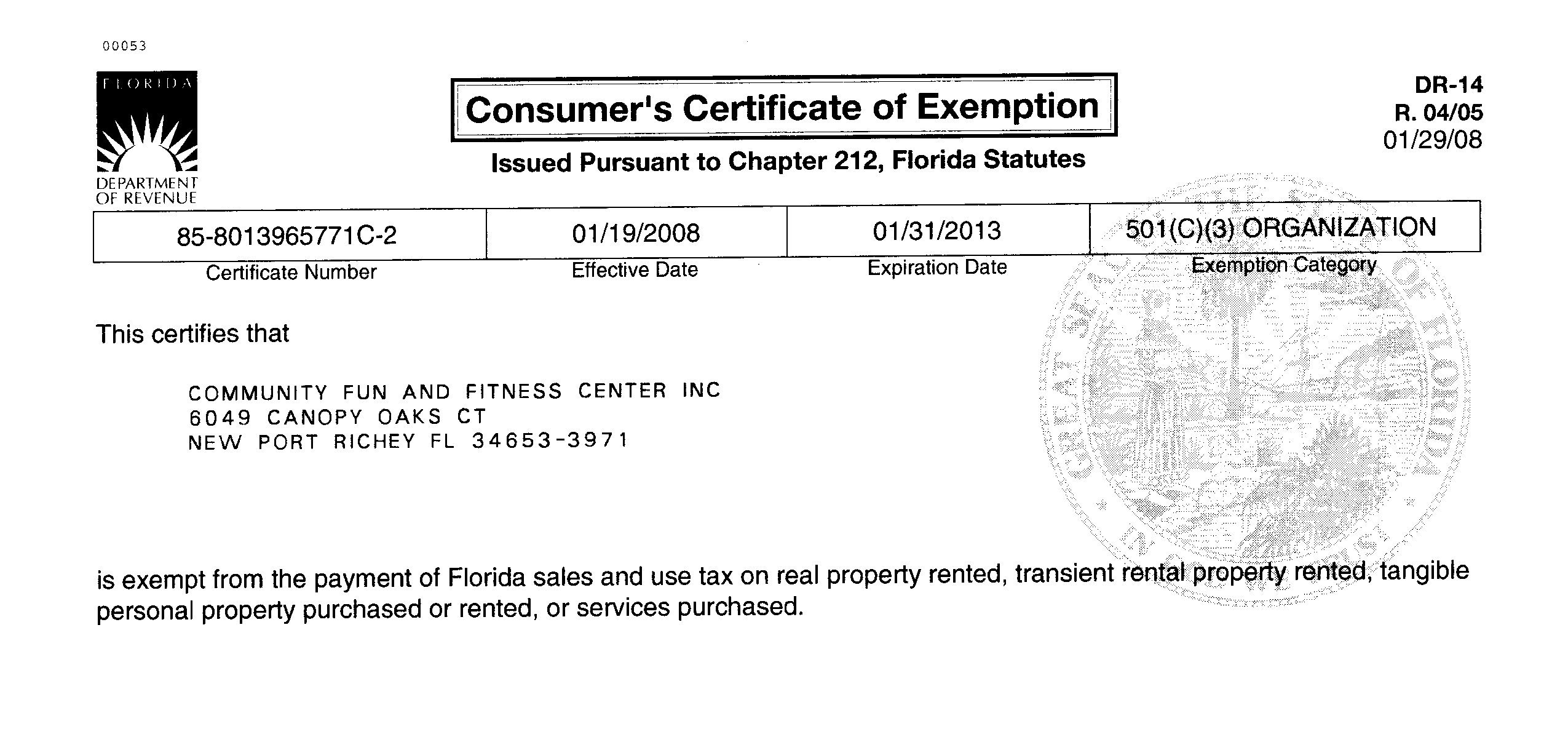 State sales tax state sales tax exemption florida state sales tax exemption florida images 1betcityfo Image collections